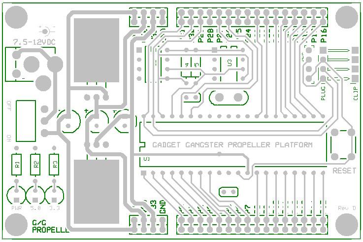 Propeller Development Kit   The Longhorn Engineer